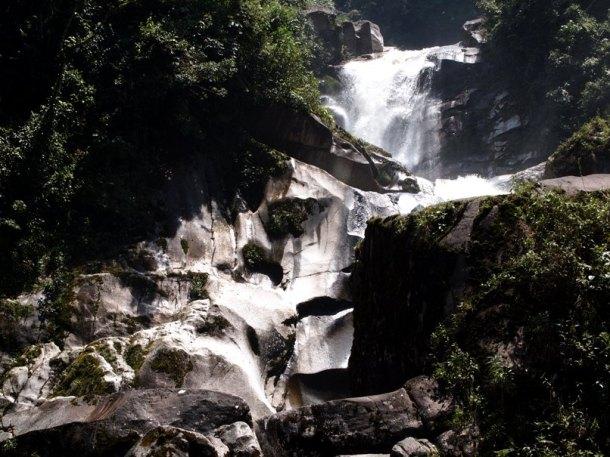 Tapartó waterfalls